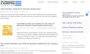 New Blog UI