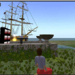 Copyright Suit Over Second Life Terraforming Survives Summary Judgment, Then Settles -- FireSabre v. Linden