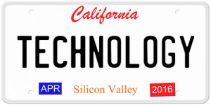 Photo credit: An imitation California license plate // ShutterStock