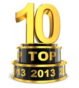 Photo credit: Top 10 of the year // ShutterStock