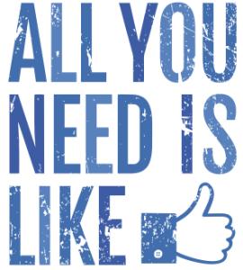 shutterstock / Happy Art - social media, like