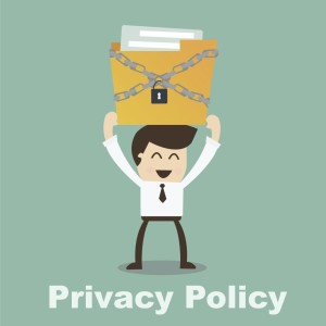 shutterstock / bobba22 - privacy policy concept- businessman holding file