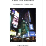 "Announcing the Second Edition of ""Advertising & Marketing Law: Cases and Materials"" by Tushnet & Goldman"