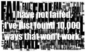 Photo credit: failure will lead to success // ShutterStock