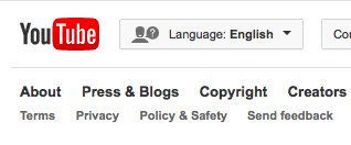 Venue Clause in YouTube Terms of Service Upheld--Song Fi v. Google