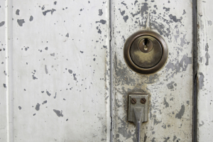 Photo credit: scratch around Old key hole // ShutterStock