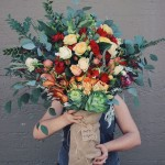 Burlap Flower Wraps  Aren't Protectable Trade Dress--Farmgirl v. Bloom That
