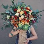 Burlap Flower Wraps  Aren't Protectable Trade Dress--Farmgirl v. Bloom That