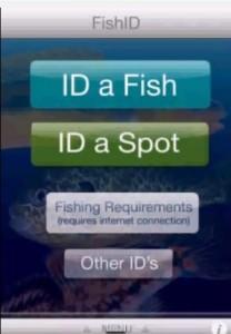 FishID Screen Shot