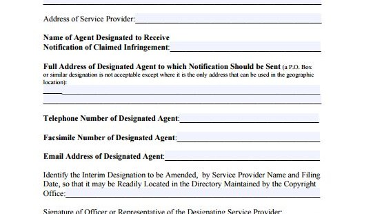 DMCA 512(c) Formalities Strike Again--BWP v. Hollywood Fan Sites