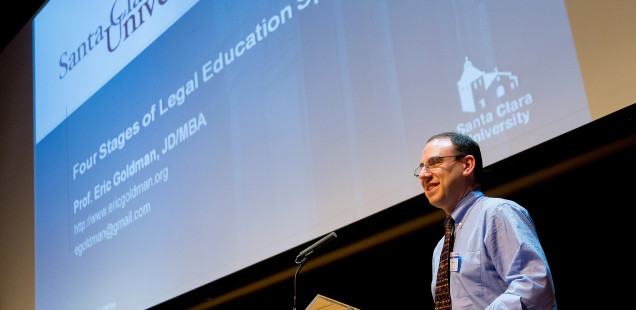 Talk on Evolving Trends In High Tech Legal Education