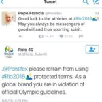 Handicapping the Olympic Committee's Quest to Control Tweeting (Guest Post)