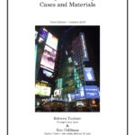 Announcing the Third Edition of Advertising & Marketing Law: Cases & Materials by Tushnet & Goldman