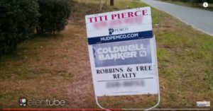 TiTi Pierce sign