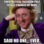 A Cautionary Tale of Sarcasm in Social Media--Ross v. City of Jackson