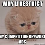 Restricting Competitive Keyword Ads Is Anti-Competitive--FTC v. 1-800 Contacts