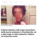 Post-Charlottesville Doxxing and Misidentification Creates Legal Risks--Vangheluwe v. GotNews