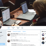 Another Politician Probably Violated the First Amendment By Blocking a Constituent on Twitter--Campbell v. Reisch