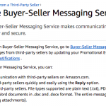 Court Rejects Service of Process Via Amazon Messaging--Noco v. Chang