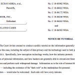 Court Declines to Dismiss Data Breach Claims Against Facebook Based on Access Token Incident--Bass v. Facebook