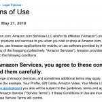 Repeated Amazon Purchases Sufficient to Impute Notice of Arbitration Clause