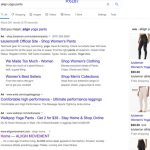 Google's Search Disambiguation Doesn't Create Initial Interest Confusion--Aliign v. lululemon