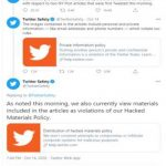 Twitter's Content Moderation Explanations Aren't Defamatory Per Se--Isaac v. Twitter